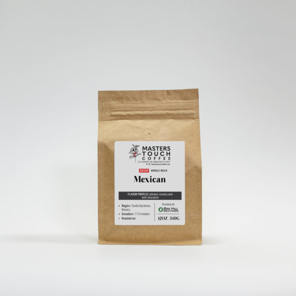 Decaf Mexican Coffee Beans