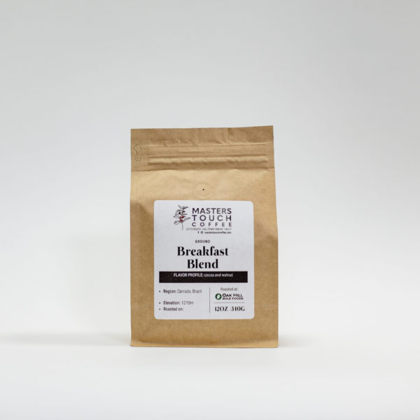 Breakfast Blend Coffee Beans