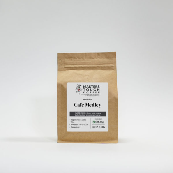 Cafe Medley Coffee Beans