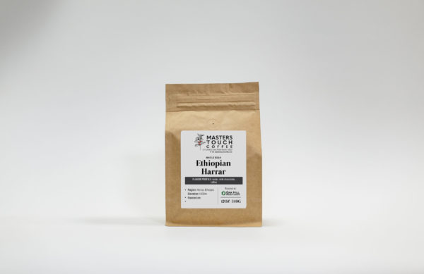 Ethiopian Harrar Coffee Beans