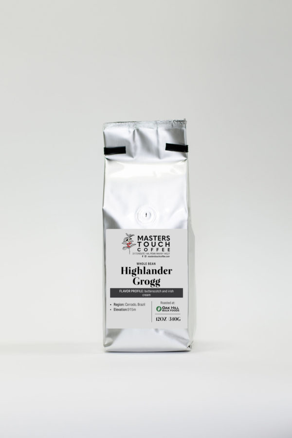 Highlander Grogg Coffee Beans