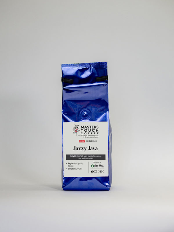 Decaf Jazzy Java Coffee Beans