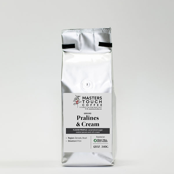 Pralines & Cream Coffee Beans