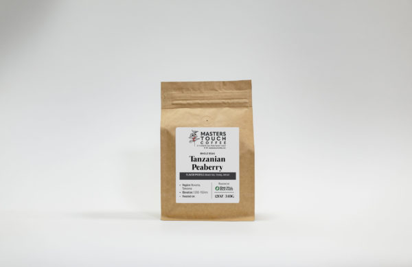 Tanzanian Peaberry Coffee Beans